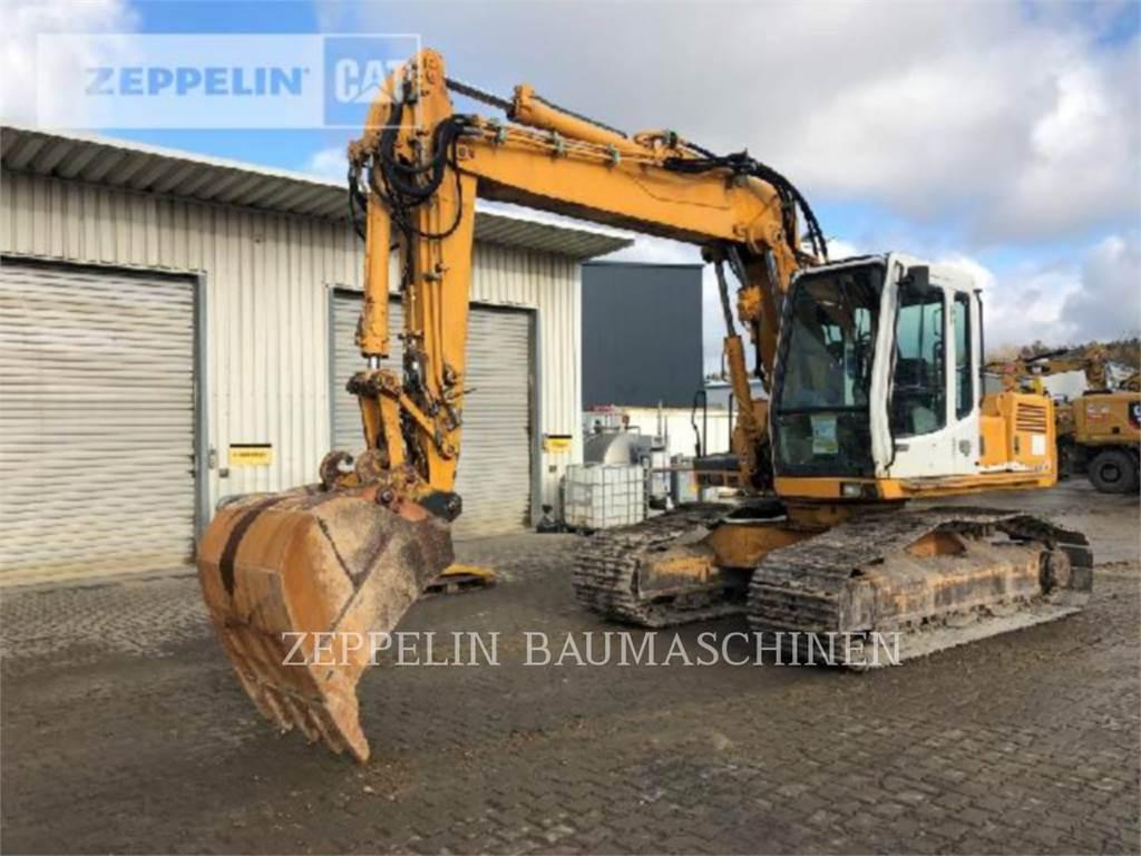 Liebherr R900, Crawler Excavators, Construction