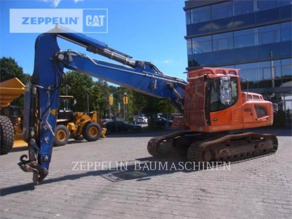 Liebherr R922, Pelle sur chenilles, Équipement De Construction