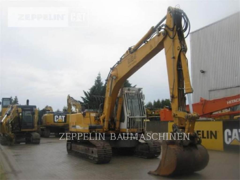 Liebherr R924HDSL, Pelle sur chenilles, Équipement De Construction