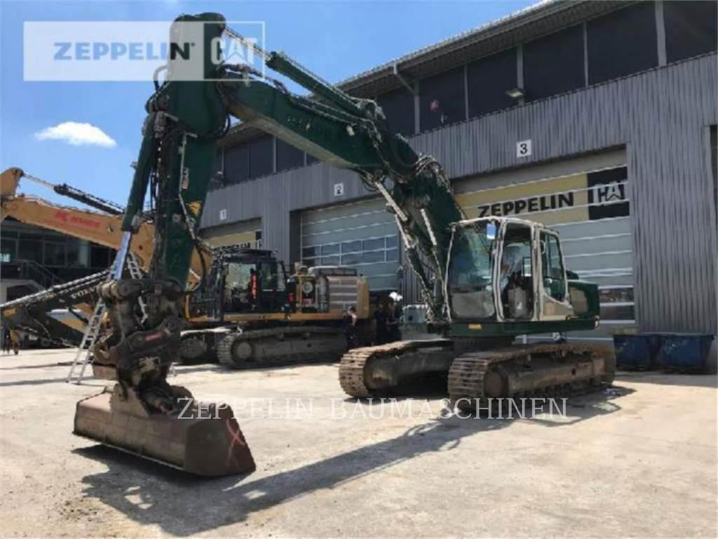 Liebherr R926LC, Pelle sur chenilles, Équipement De Construction