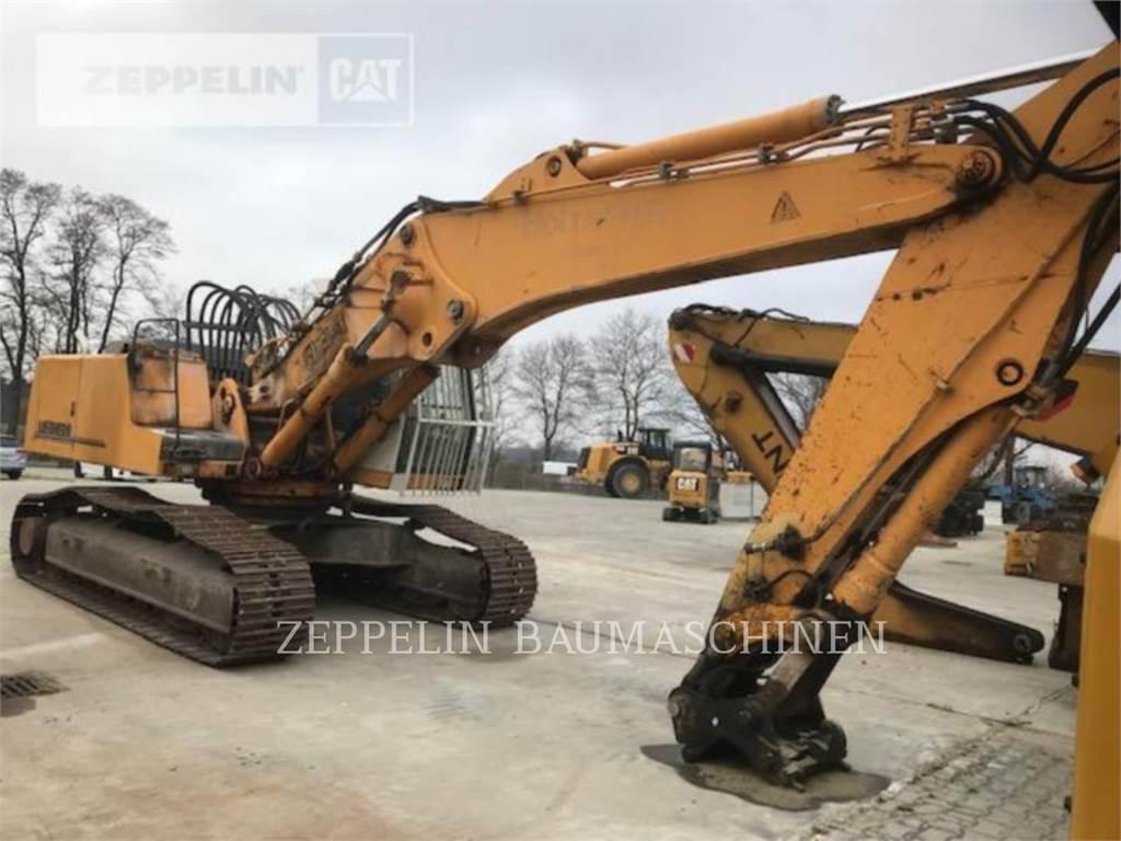 Liebherr R934, Crawler Excavators, Construction