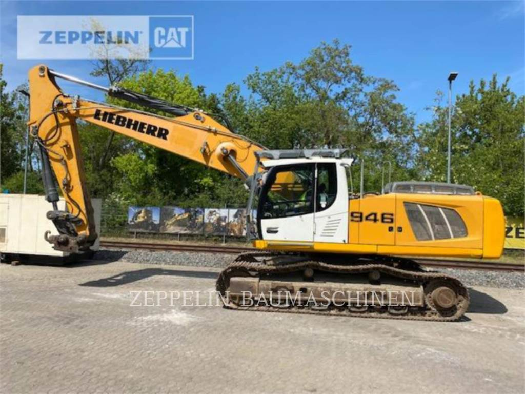 Liebherr R946, Escavatori cingolati, Attrezzature Da Costruzione