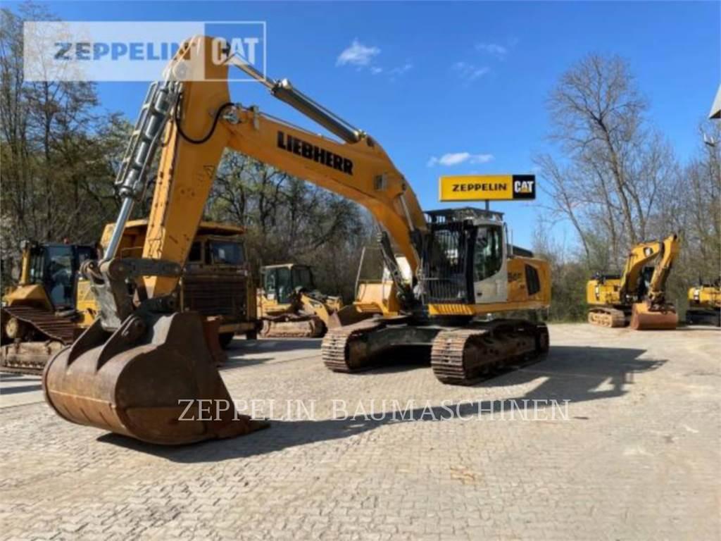 Liebherr R946, Crawler Excavators, Construction