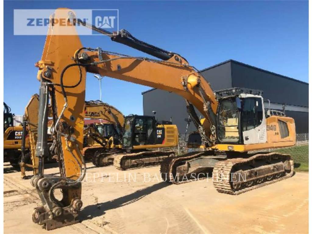 Liebherr R946LI, Crawler Excavators, Construction