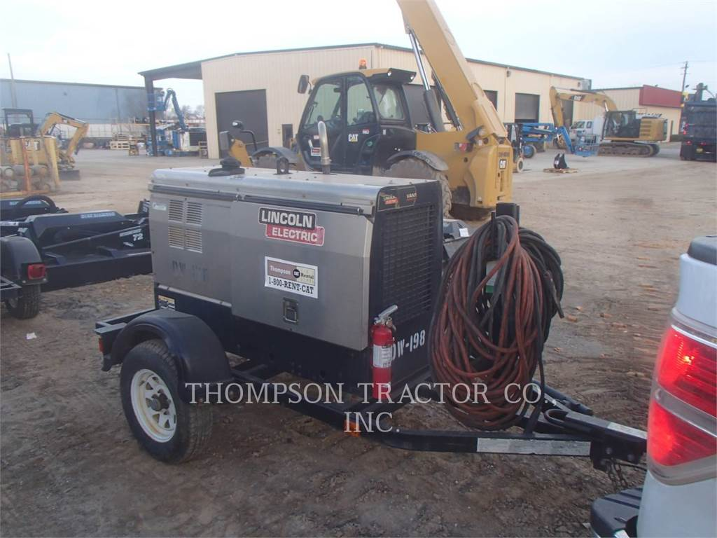 Lincoln K25093LI, soldadores, Equipamentos Construção