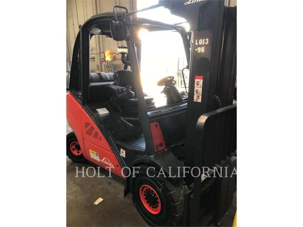 Linde H30T, Misc Forklifts, Material Handling