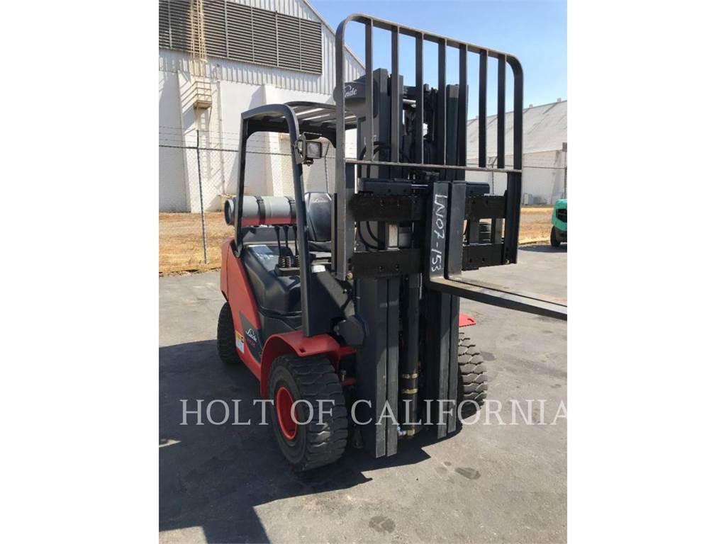 Linde HT25T, Misc Forklifts, Material Handling