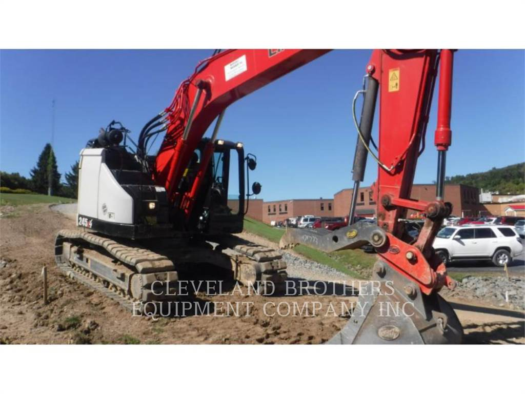 Link-Belt CONSTRUCTION 245X4 LC, Crawler Excavators, Construction