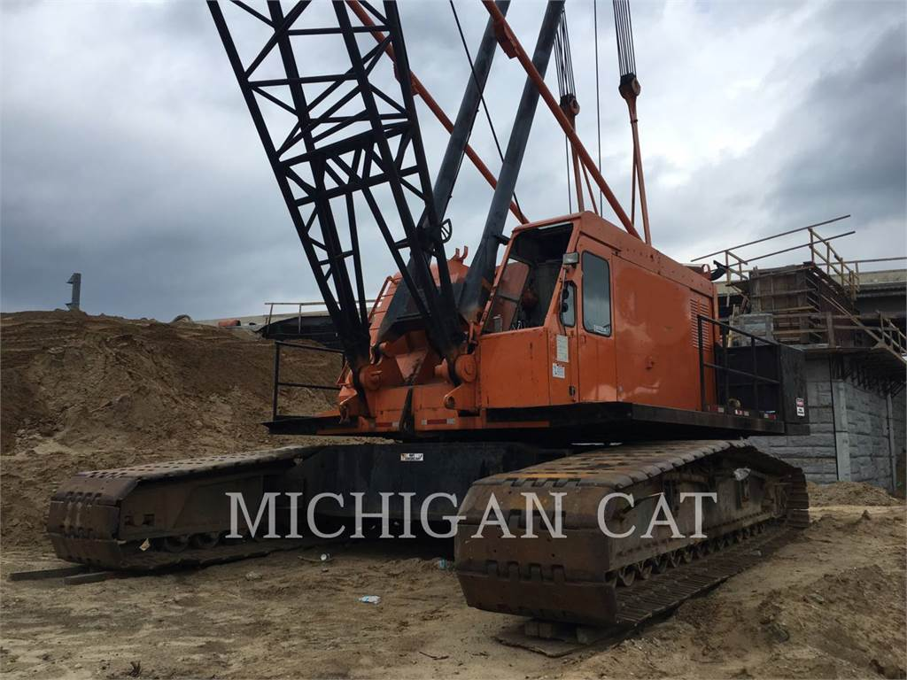 Link-Belt CONSTRUCTION LS-518, cranes, Construction