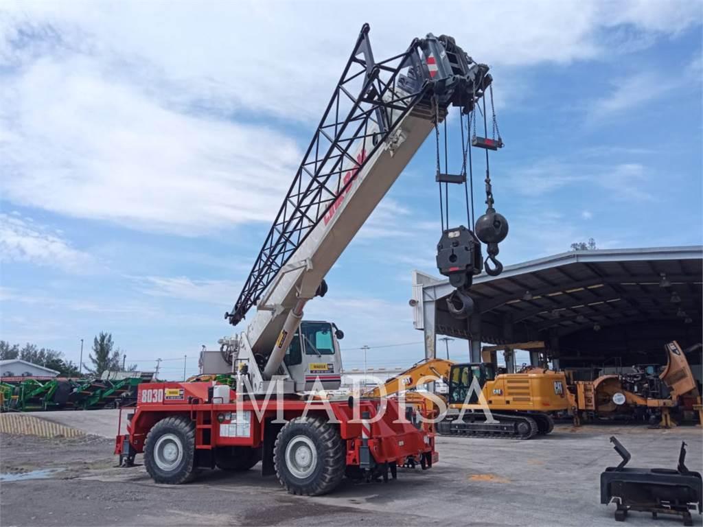 Link-Belt CONSTRUCTION RTC-8030, cranes, Construction