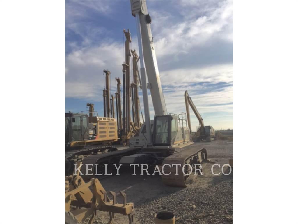 Link-Belt CONSTRUCTION TCC-750, подъемные краны, Строительное