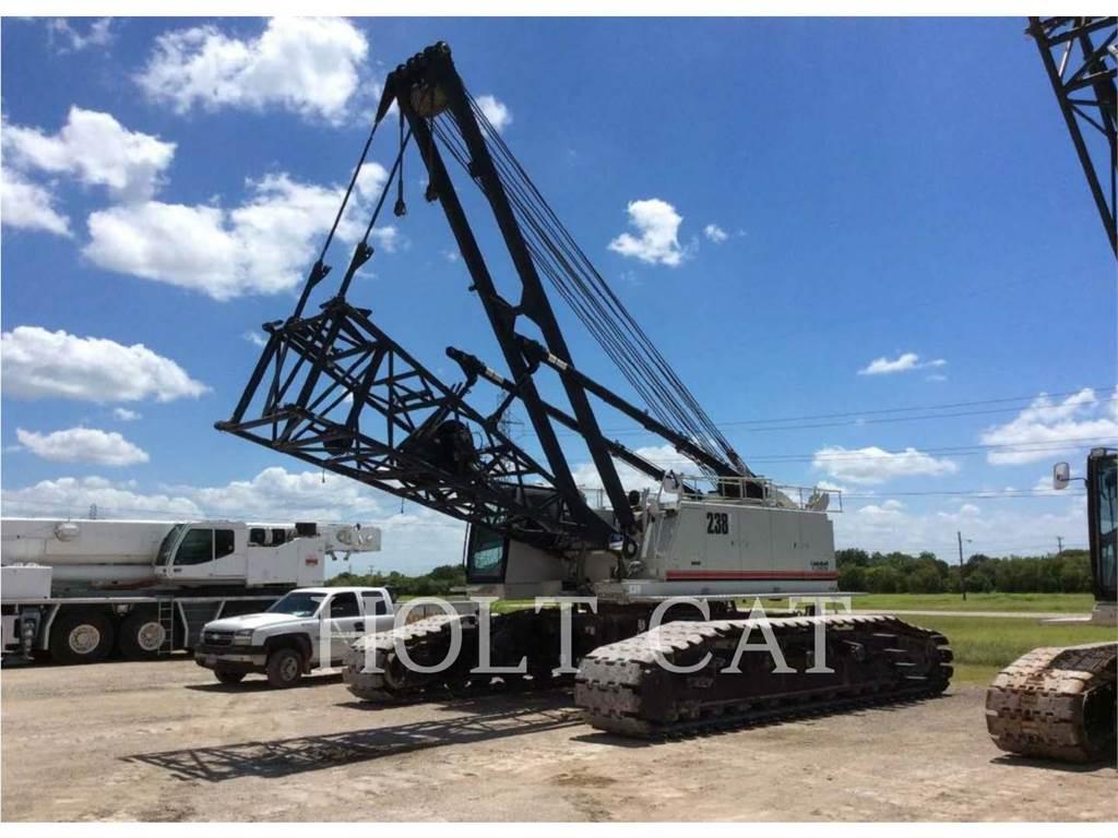 Link-Belt CRANES LCC 238HSL, cranes, Construction