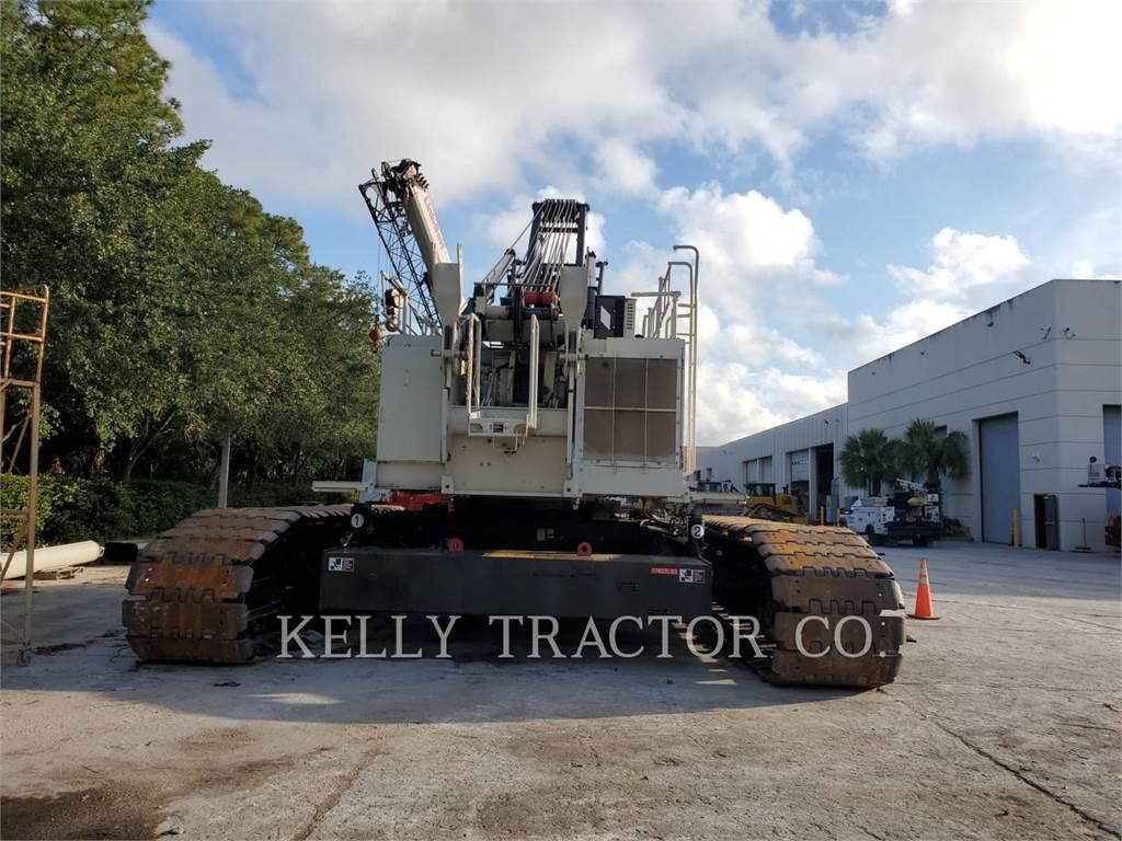 Link-Belt CRANES LS248 H5, cranes, Construction