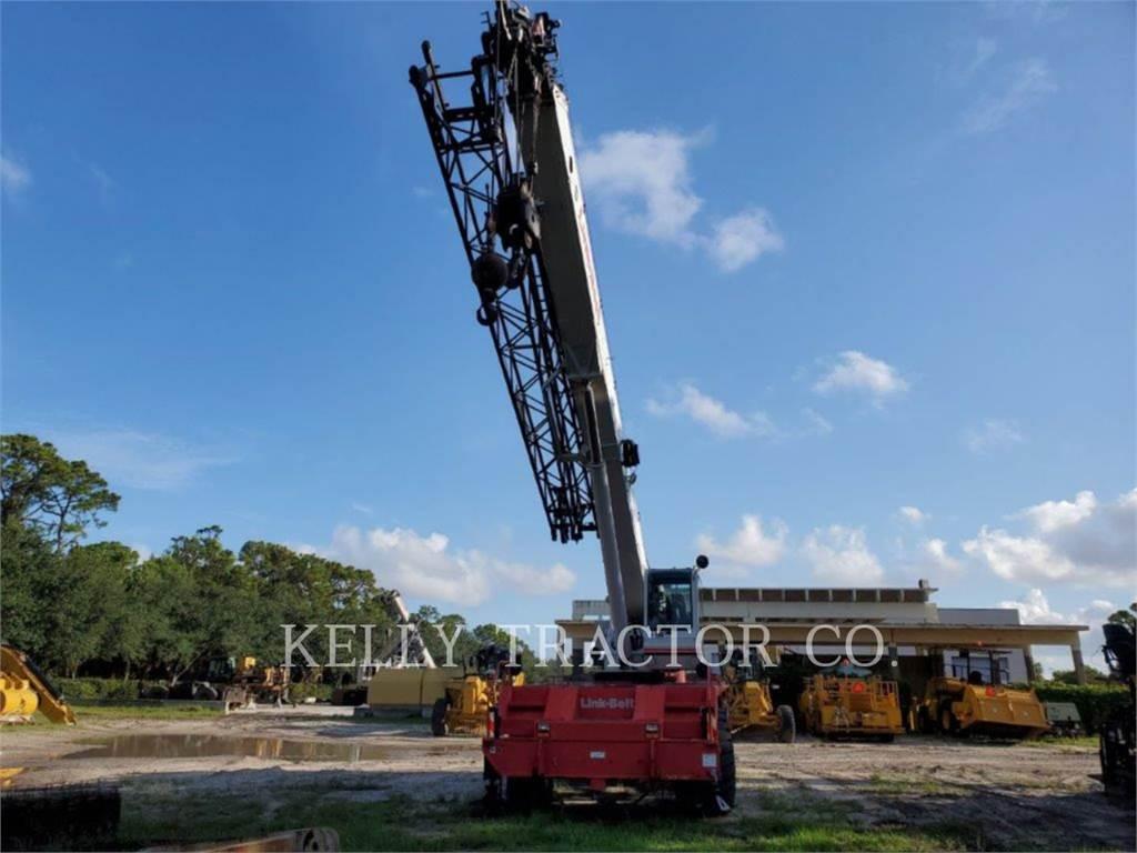 Link-Belt CRANES RTC-8050, cranes, Construction