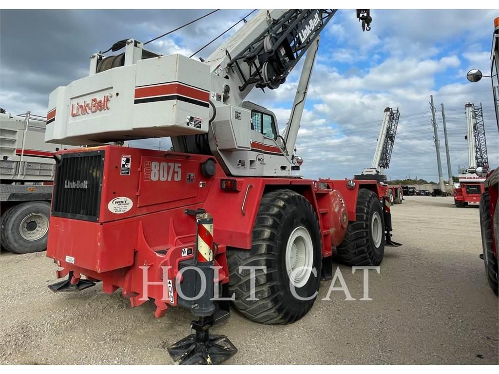 Link-Belt CRANES RTC-8075, cranes, Construction