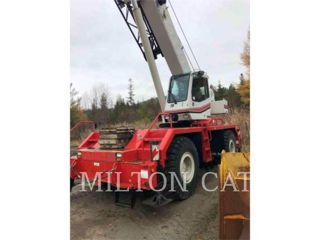 Link-Belt CRANES RTC8050, cranes, Construction