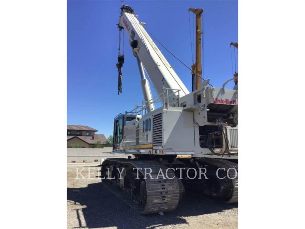 Link-Belt CRANES TCC-1100, cranes, Construction
