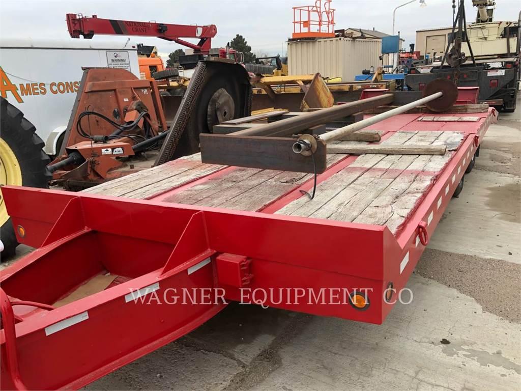 Load King 102LT, trailers, Transport