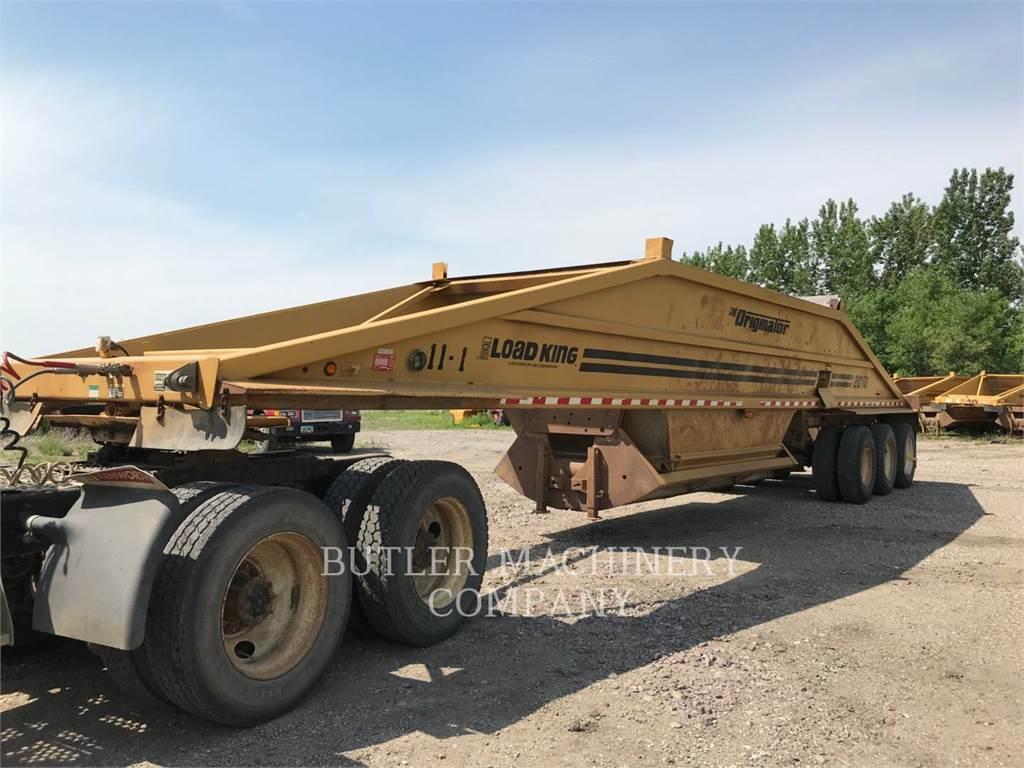 Load King 2060-43-3, remorques, Transport