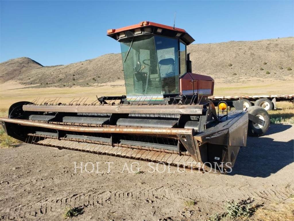 MacDon 9300, equipos agrícolas para forrajes, Agricultura