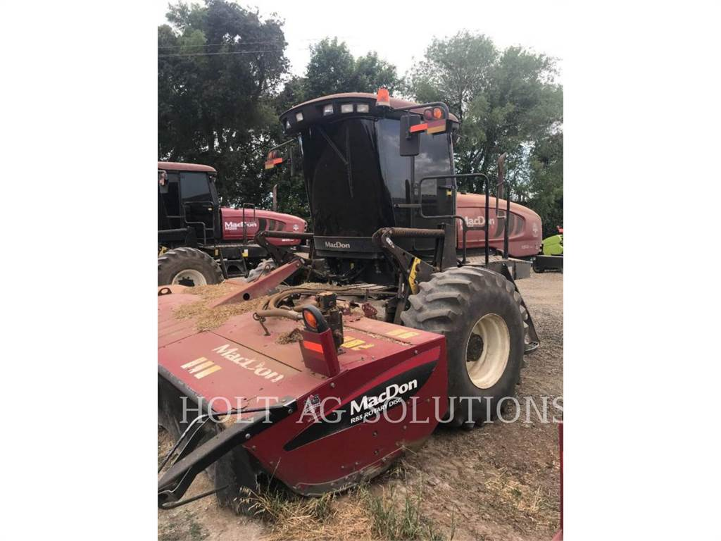 MacDon M205, hay equipment, Agriculture
