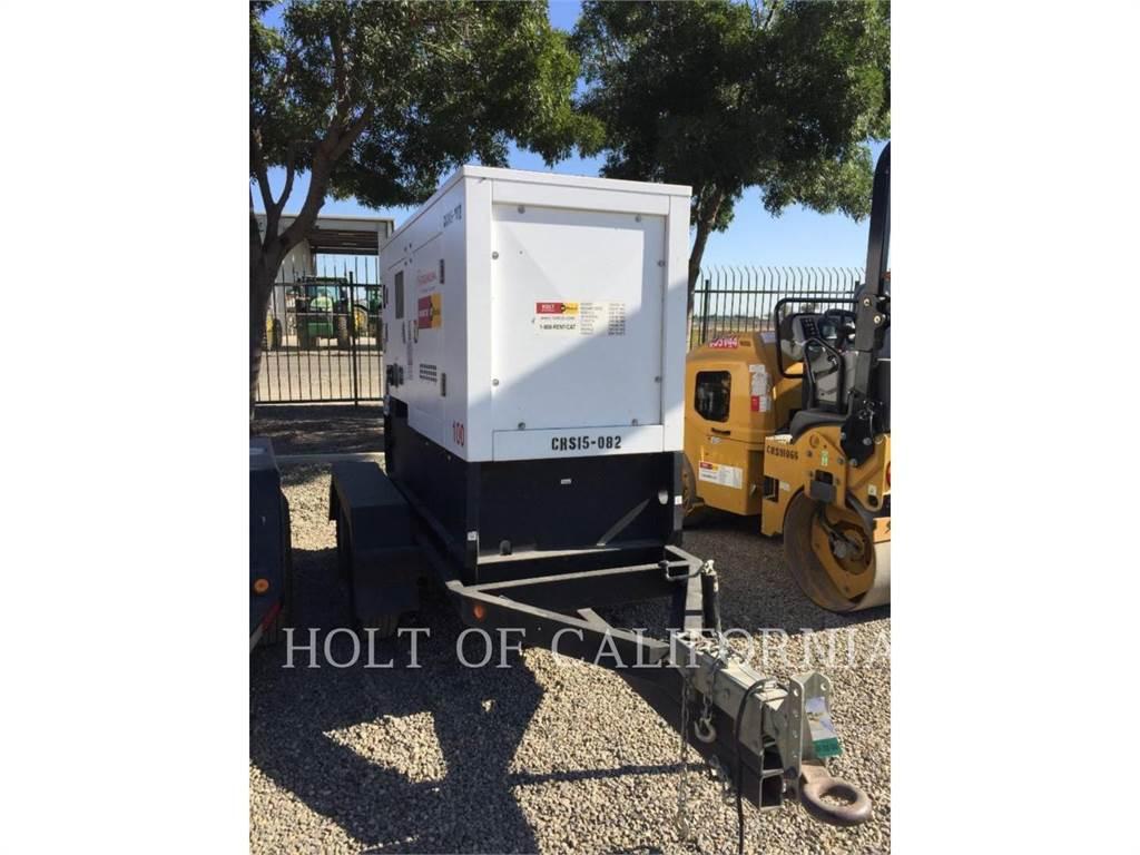 Magnum GENSET 100, стационарные генераторные установки, Строительное