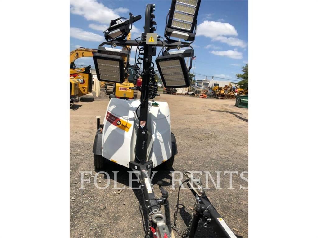 Magnum MLT6SKDS, torre de iluminação, Equipamentos Construção