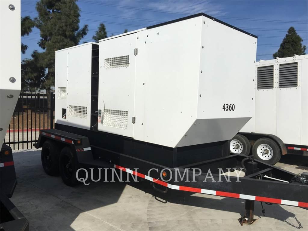 Magnum MMG465, Seturi de Generatoare Diesel, Constructii