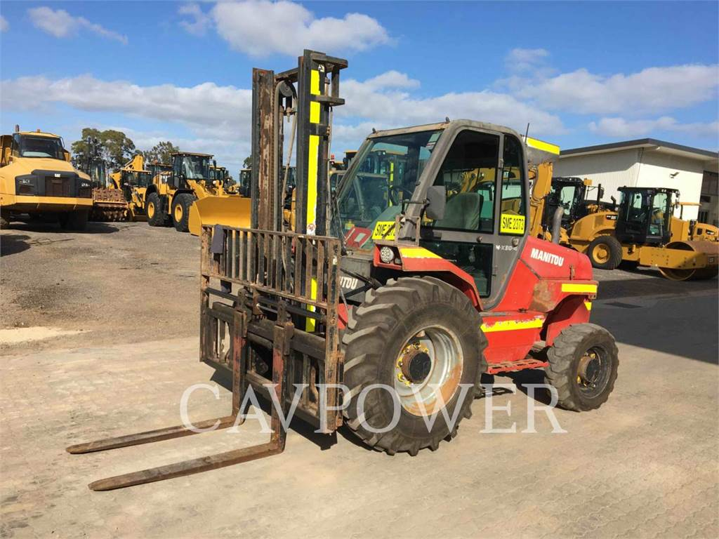 Manitou BF S.A. M-X30-4, Diesel Forklifts, Material Handling