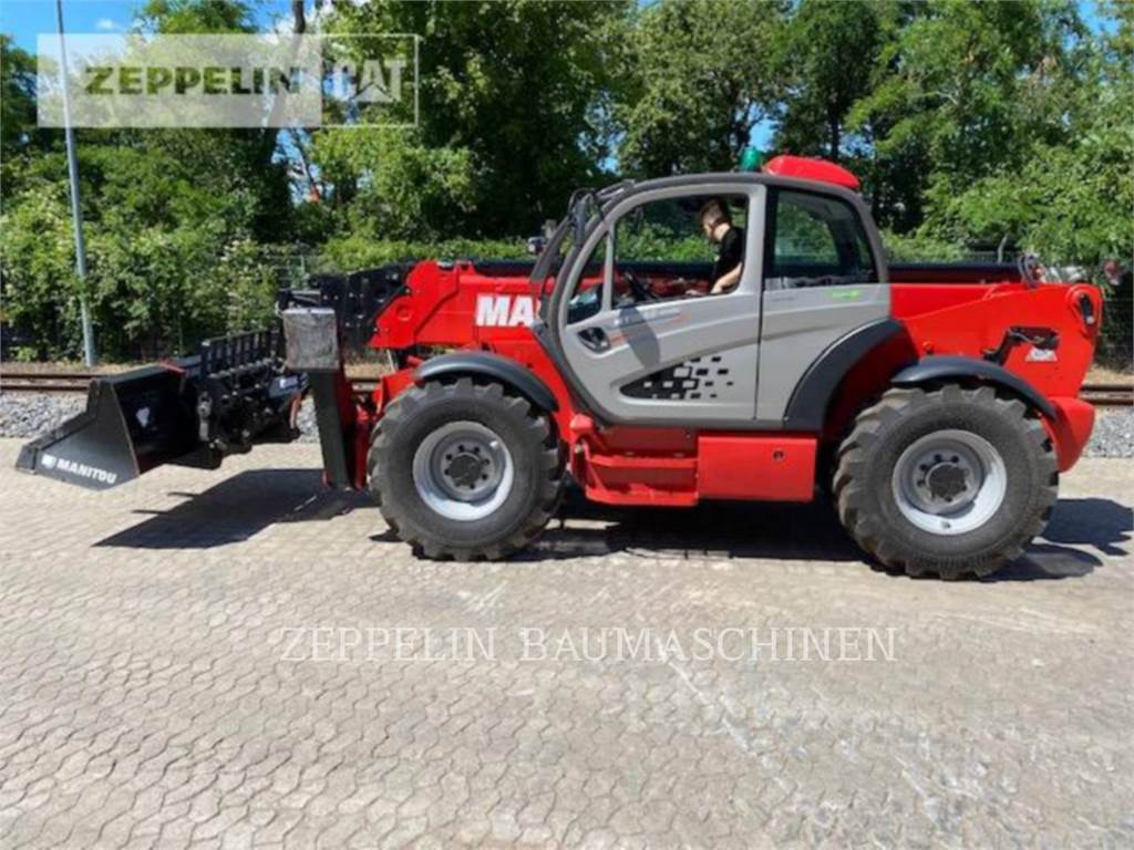 Manitou BF S.A. MT1840EASY, telehandler, Construction
