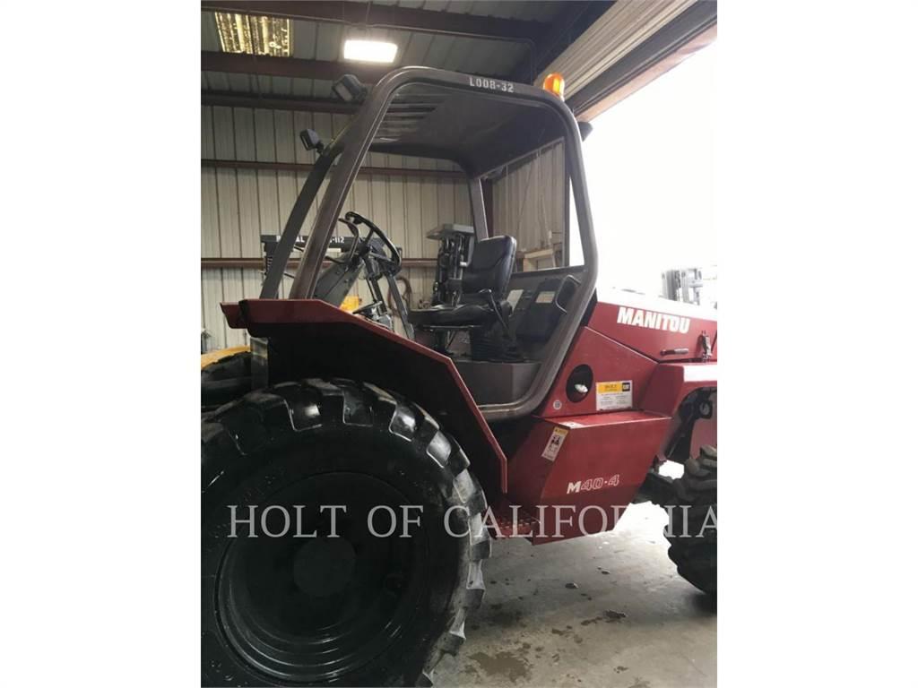 Manitou M40-4, Diesel Forklifts, Material Handling