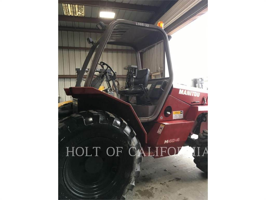 Manitou M40-4, Chariots diesel, Manutention