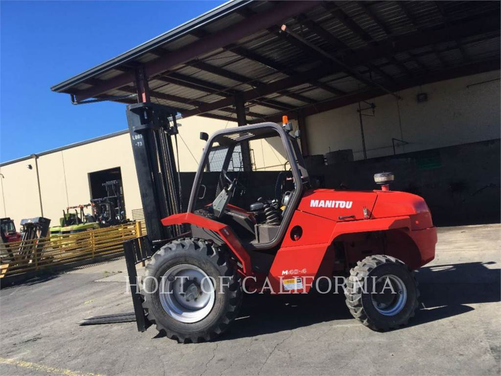 Manitou M40-4, Misc Forklifts, Material Handling