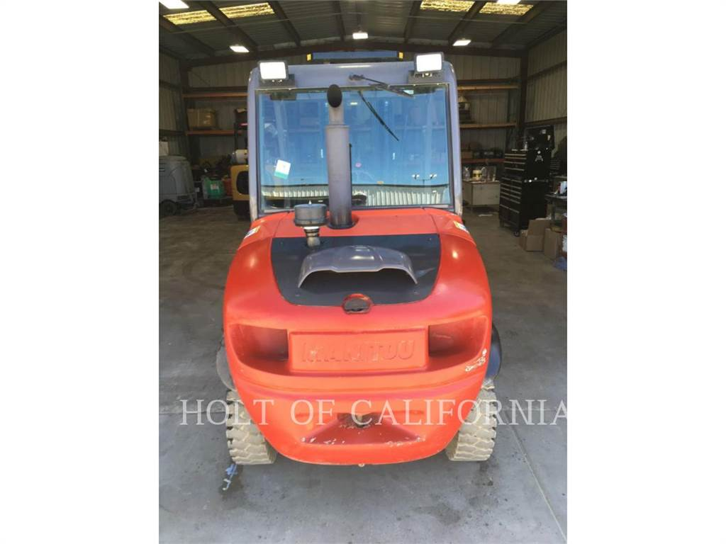 Manitou MSI30, Chariots diesel, Manutention