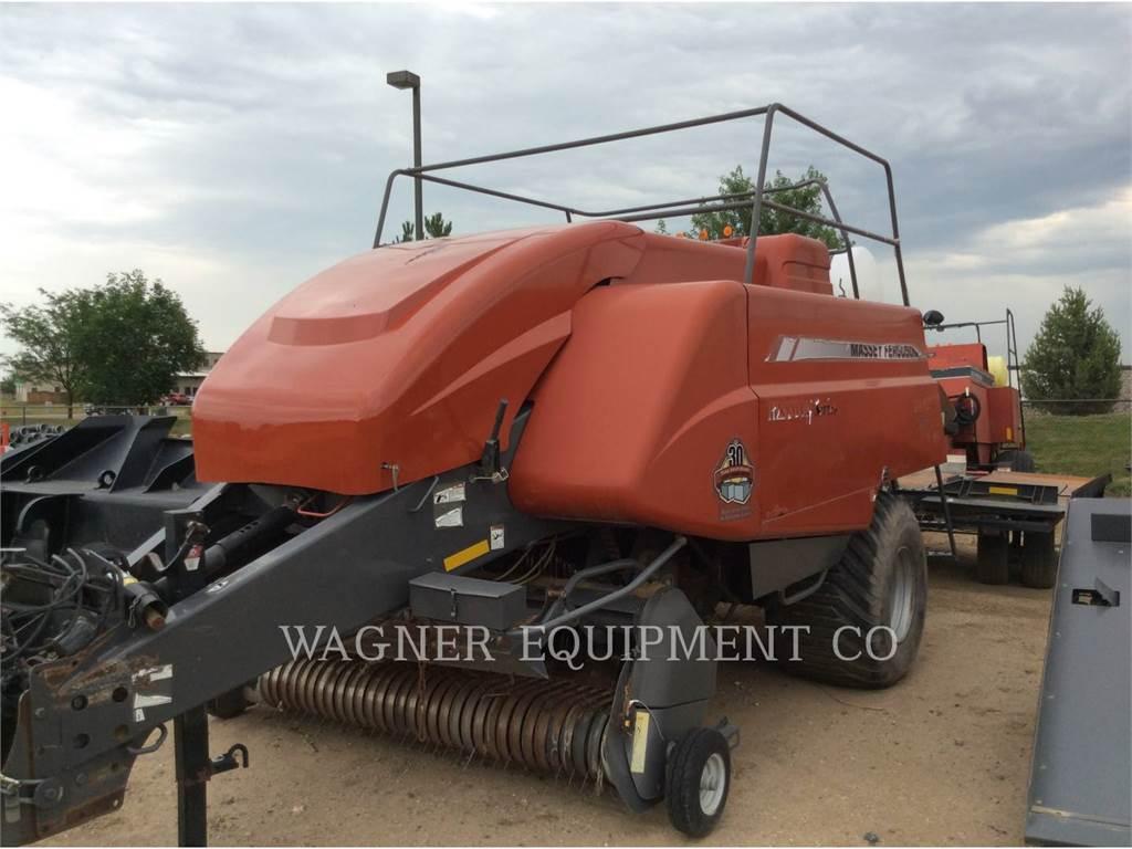 Massey Ferguson 2170, wyposażenie rolnicze do siana, Maszyny rolnicze