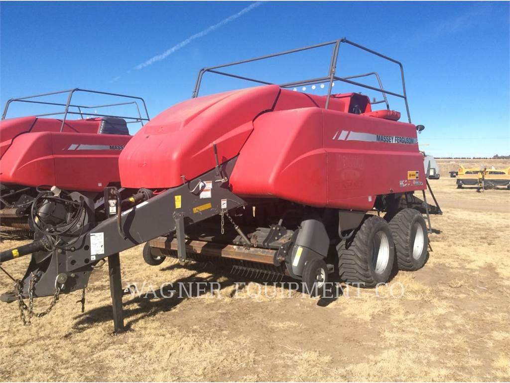 Massey Ferguson 2170XD, wyposażenie rolnicze do siana, Maszyny rolnicze