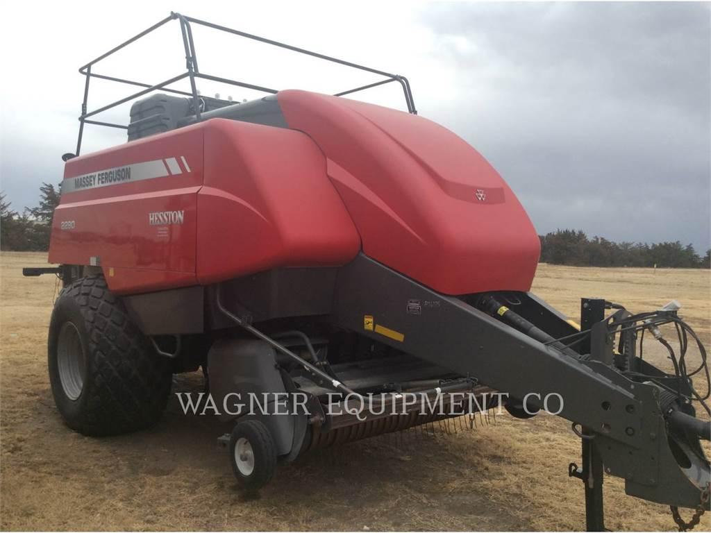Massey Ferguson 2290, hay equipment, Agriculture