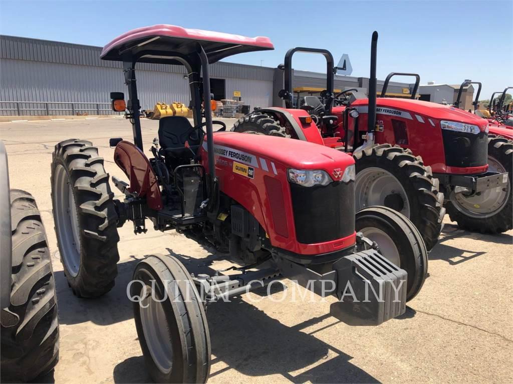 Massey Ferguson 2605H, landwirtschaftstraktoren, Landmaschinen