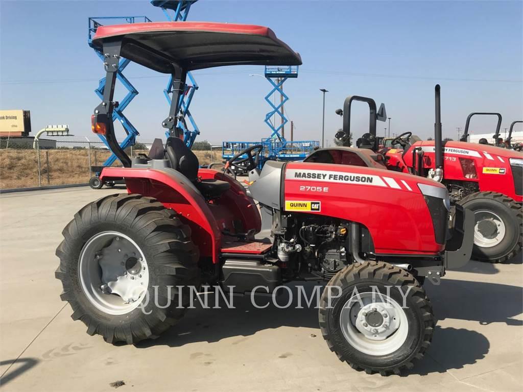 Massey Ferguson 2705EH, trattori agricoli, Agricoltura