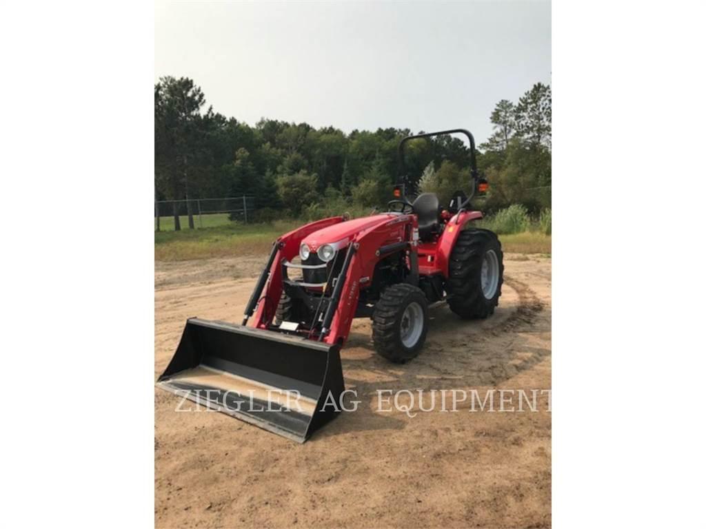Massey Ferguson 2706EHL, landwirtschaftstraktoren, Landmaschinen