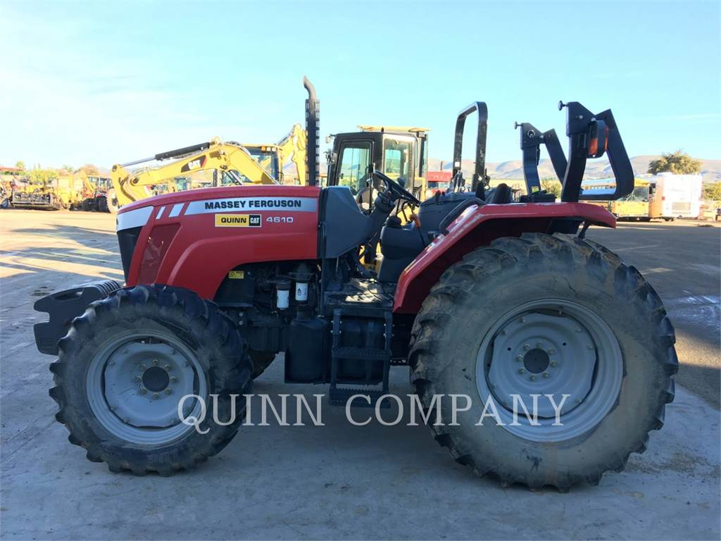 Massey Ferguson 4610, tractors, Agriculture