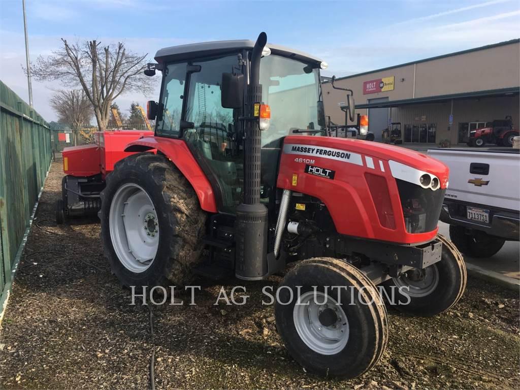 Massey Ferguson 4610、農業用集草機器、農業