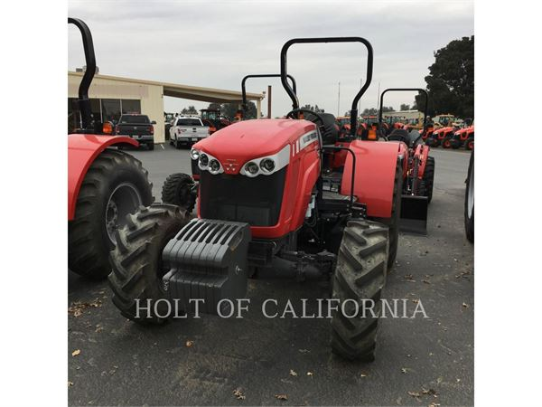 Massey Ferguson 4610 GR11861, trattori agricoli, Agricoltura