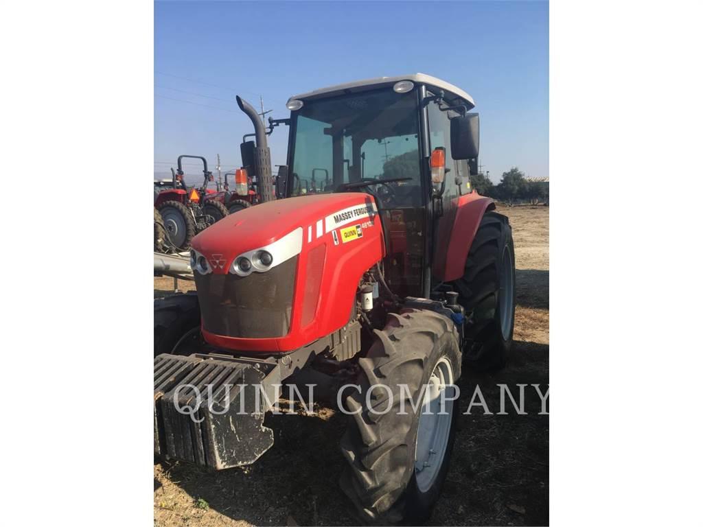 Massey Ferguson 4610M, landwirtschaftstraktoren, Landmaschinen