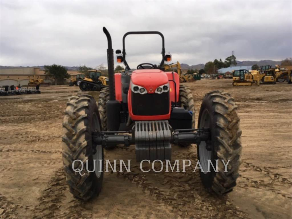 Massey Ferguson 4610MHC, tractors, Agriculture