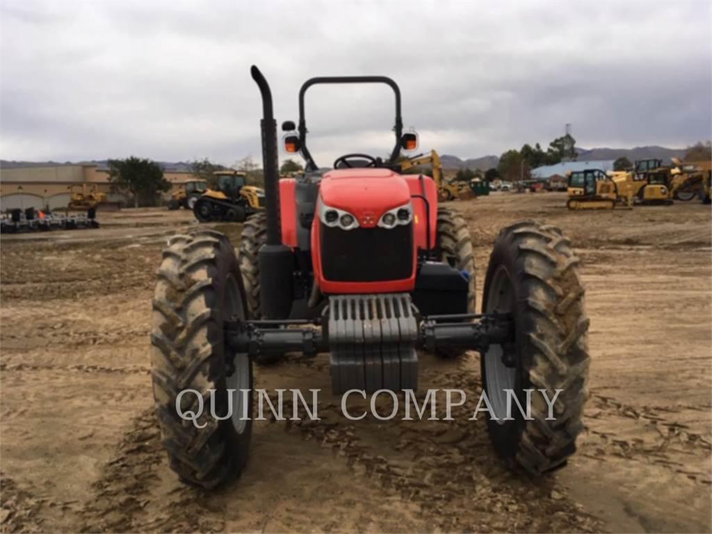 Massey Ferguson 4610MHC, landwirtschaftstraktoren, Landmaschinen