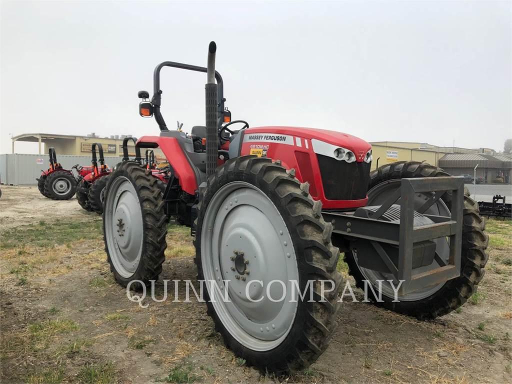 Massey Ferguson 4610MHC, tractoare agricole, Agricultură