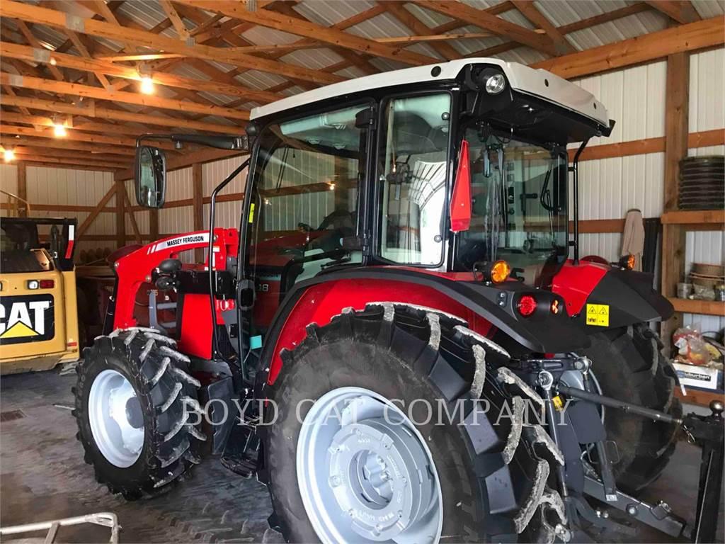 Massey Ferguson 4708, tractors, Agriculture