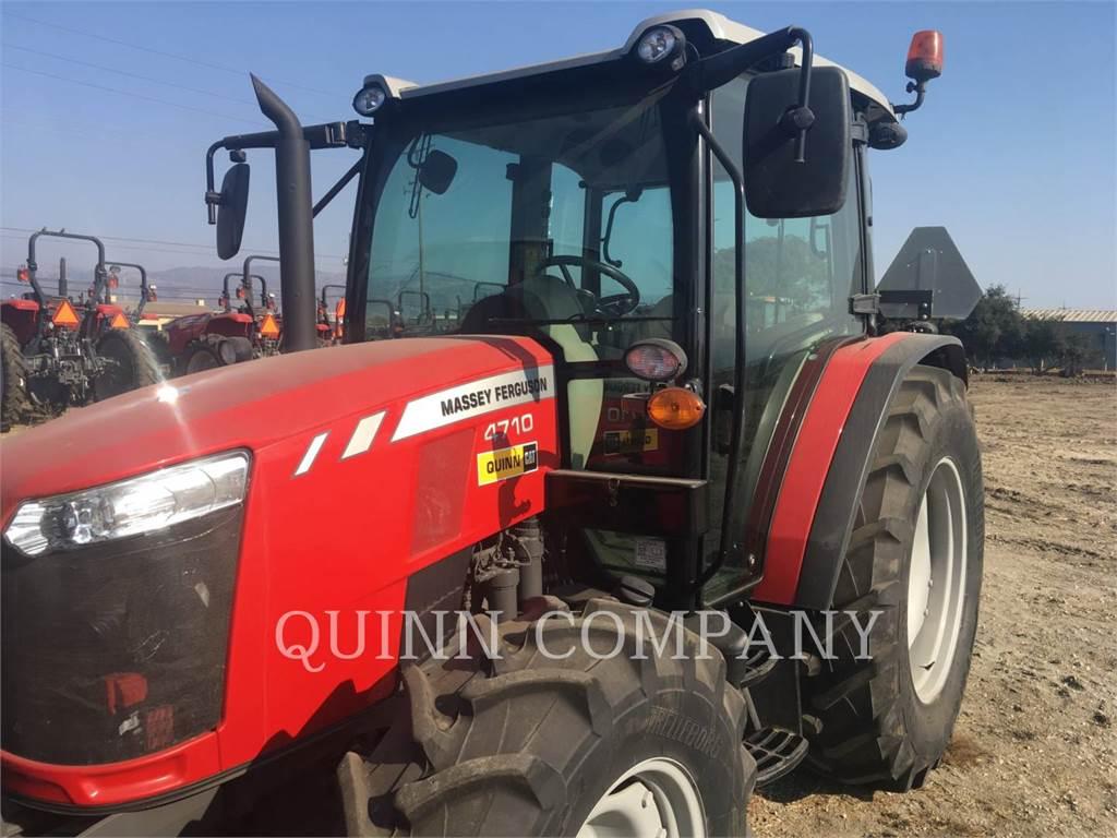 Massey Ferguson 4710 - tractors - Agriculture - CATERPILLAR