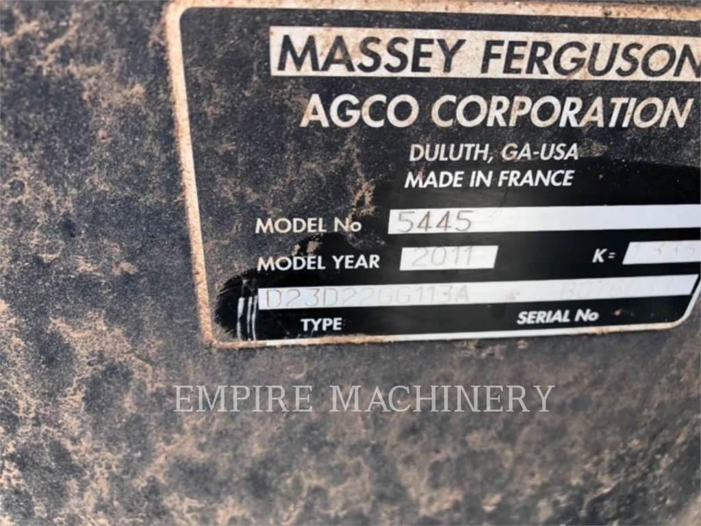Massey Ferguson 5445, tractors, Agriculture